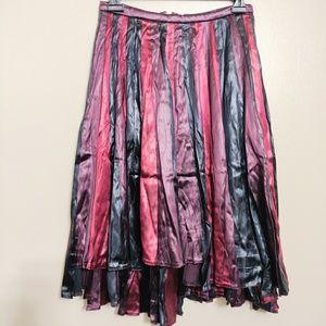 NWT Runway Ioanni Guia Striped Skirt Size S / 2